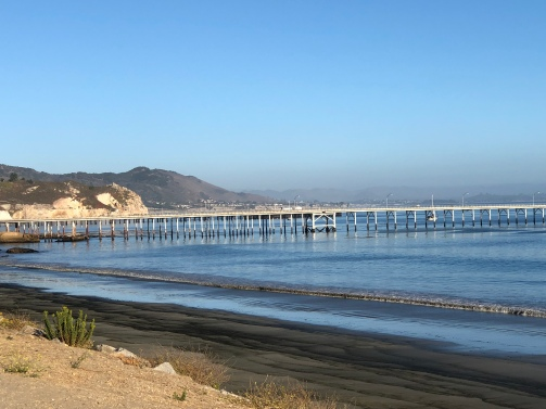 Pier at Avila Beach